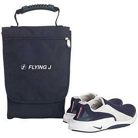 Promotional Shoe Carrying Case With Handle