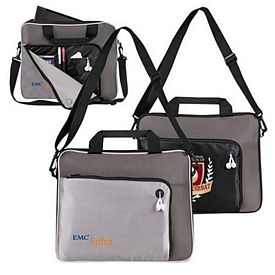 Promotional 13 Padded Notebook Briefcase