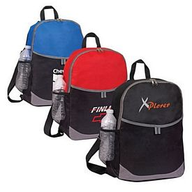 Custom K-Through-12 Polyester Backpack