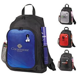 Custom Promo Laptop Backpack