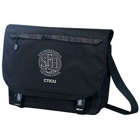Promotional Full Size Pocket Messenger Bag