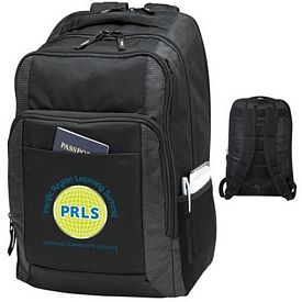 Promotional Graphic Designer Laptop Backpack