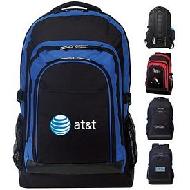 Custom It Large Laptop Backpack