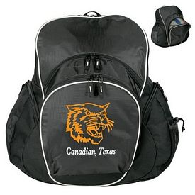 Promotional Soccer Team Deluxe Backpack