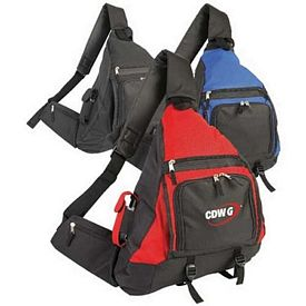 Promotional Deluxe Sling Backpack