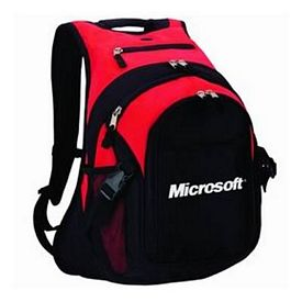 Promotional Sporty Computer Backpack