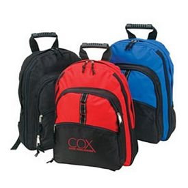 Customized Expandable School Backpack