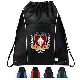 Customized Classic Nonwoven Drawstring Backpack