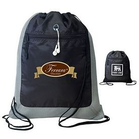 Customized Contemporary Drawstring Shoulder Pack
