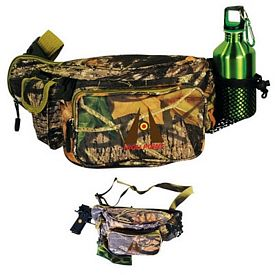 Promotional Mossy Oak Camo Outdoor Pack With Gun Compartment