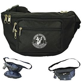 Customized Waist Pack With Q-Access Gun Compartment