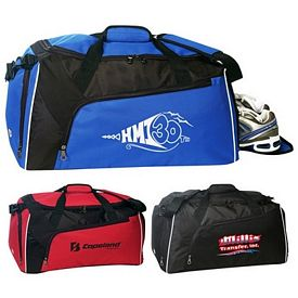 Promotional Shoe Tunnel Large Gym Bag