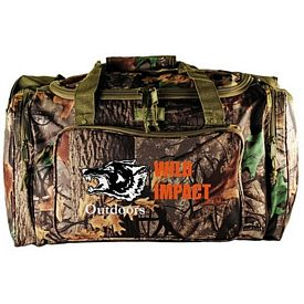 Promotional Wildland Camo 22 Outdoor Duffel