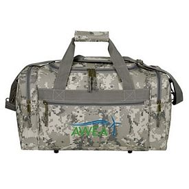 Custom Digi Camo Officer Gym Bag