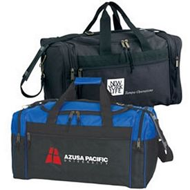 49a160f5bb The Executive Advertising - Promotional Products - Sports Duffel ...