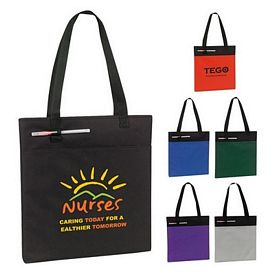 Promotional Budget Conference Tote Bag