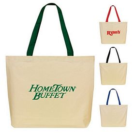 Promotional Lightweight Cotton Shopping Tote Bag