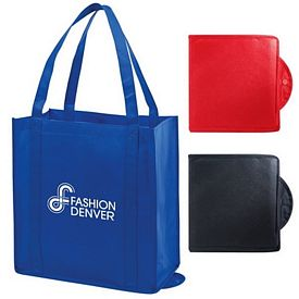 Promotional Foldable Nonwoven Tote