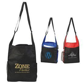 Custom Conference Messenger Shoulder Tote Bag