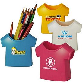 Promotional T-Shirt Shape Pen Holder
