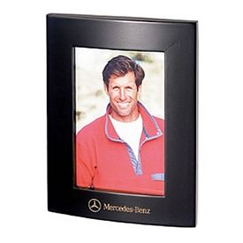 Promotional Curved Style 4X6 Picture Frame
