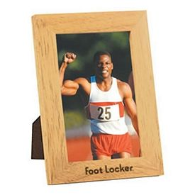 Promotional M-Flat Collection 4X6 Picture Frame