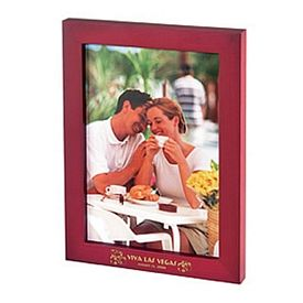 Promotional Slim-Flat Collection 4X6 Picture Frame