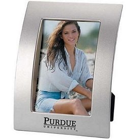 Promotional Curved Zinc Alloy Frame 4X6 Picture Frame