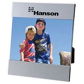 Custom Horizon Collection Metal 4X6 Picture Frame
