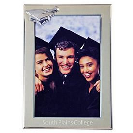 Promotional Graduation Metal Picture Frame 5 X 7