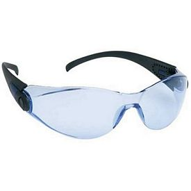 Customized Sporty Single-Piece Infinity Lens Safety Glasses