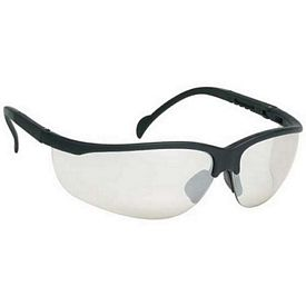 Customized Wrap-Around Polycarbonate Frame Indoor-Outdoor Safety Glasses
