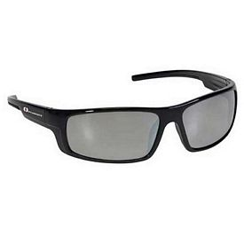 Promotional Sports Style Silver Mirror Lens Safety Glasses