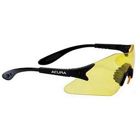 Customized Stylish Single-Piece Lens Safety Sun Glasses