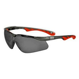Promotional Premium Sports Style Grey Lens Safety Glasses