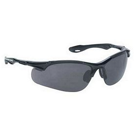 Custom Grey Fashion Style Wrap Around Safety Sun Glasses