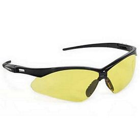 Custom Nylon Premium Sport Style Wrap Around Safety Sun Glasses