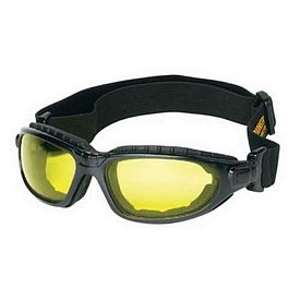 Customized Foam Padded Seal Sporty Safety Sun Goggles