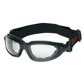 Custom Anti-Fog Foam Padded Seal Sporty Safety Goggles