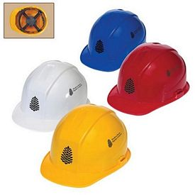 Customized 4 Point Pinlock Suspension Cap Style Hard Hat