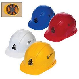 Custom 6 Point Pinlock Suspension Cap Style Hard Hat