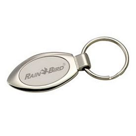 Custom Eye Drop Key Tag Chrome Collection