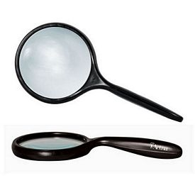 Customized 185X Bent Handle Hand Held Magnifier 4 Lens