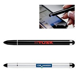 Promotional Dual-Touch Aluminum Stylus