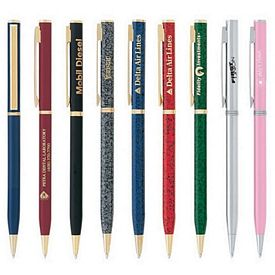 Promotional Engineer Twist-Action Ballpoint Promotional Pen
