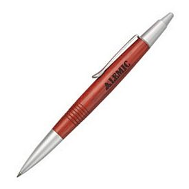 Promotional Geologist Click-Action Wooden Ballpoint Promotional Pen