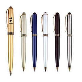 Promotional Financial Advisor Twist-Action Ballpoint Promotional Pen