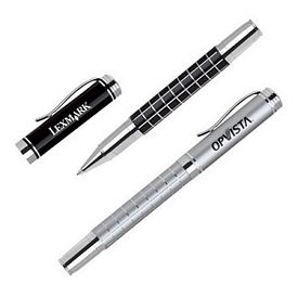 Customized Classy Aluminum Roller Ball Pen