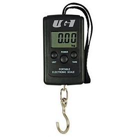 Promotional 85 Lbs Capacity Compact Electronic Travel Scale