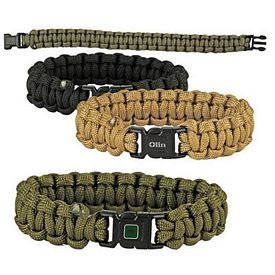 Customized 9 Paracord Survival Bracelet